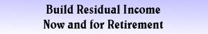 Build Residual Income