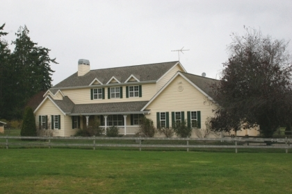 Beautiful Custom Sequim Home Must Be Sold