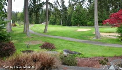 Sequim Sunland Golf Course