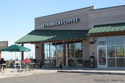 Starbucks in Sequim