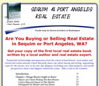 Sequim Real Estate Broker