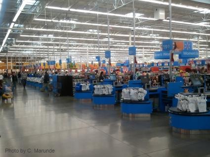 Port Angeles Walmart