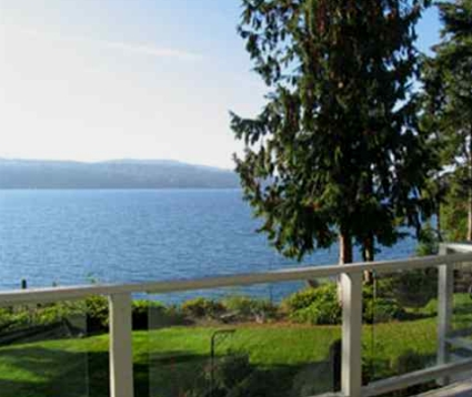 Sequim Water View Property