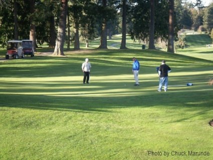 Sequim Golf Courses