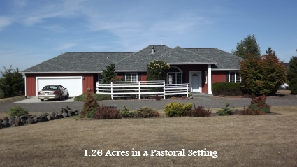 Sequim Country Home