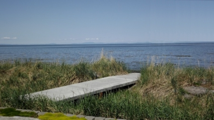 Sequim Waterfront Property