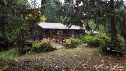 Port Angeles Home with Acreage