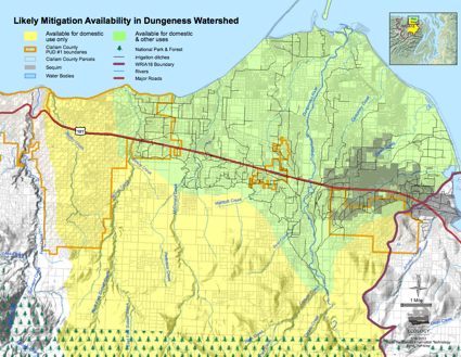 Dungeness Watershed Management Rule