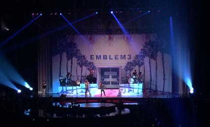 Emblem3 Concert