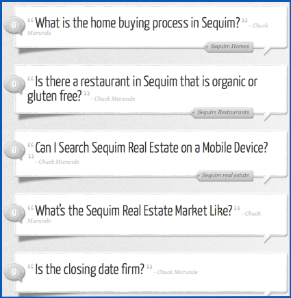 Real Estate Answers to Your Questions