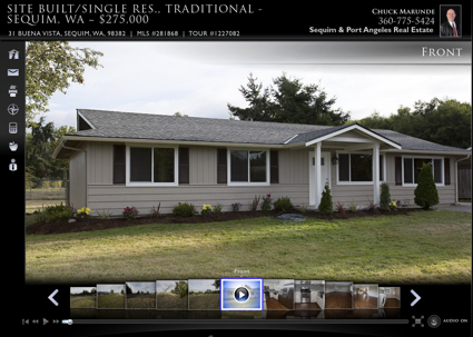 Sequim 3 Bedroom 2 Bath