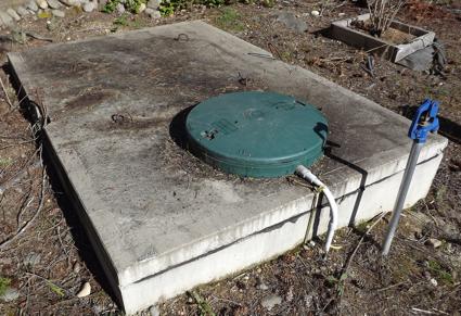Well Cistern