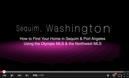 How to Find a Sequim Home