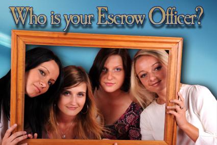 Escrow Officer