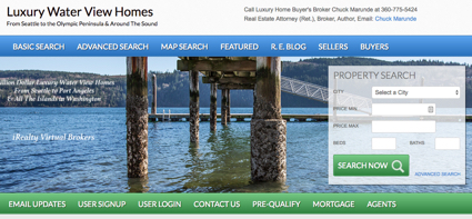 Luxury Homes in Port Townsend
