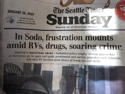 Seattle Crime